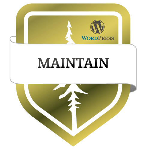 Redwood Maintenance Plan for WordPress Websites logo image